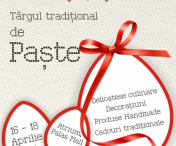 Targ traditional de Paste si targ handmade, la Palas Mall