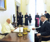 Papa Francisc va veni in Romania