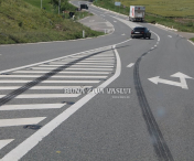 Accident usor in intersectia de la Cretesti-FOTO