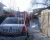 Incendiu minor in Husi