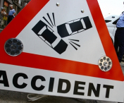 Accident grav pe A2: trei morti si doi raniti