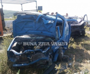 Accident grav la Crasna. 5 victime-FOTO