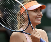 Sharapova s-a retras de la US OPEN