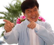 Jackie Chan vine maine in Romania