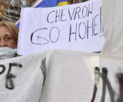 "CNN iReport, despre gazele de sist de la Vaslui: ""Get the Frack out of Romania!"""