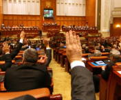 Senatul a adoptat o propunere legislativa in SECRET