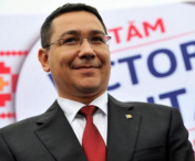 Ponta pleaca la Washington