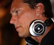 DJ Tiesto s-a accidentat in timpul unui concert din California