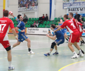 CS Caras-Severin, invinsa la Turda in Liga Nationala de handbal masculin