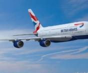 Un avion de linie British Airways a fost interceptat de fortele aeriene ungare