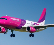 Wizz Air a mai bifat un aeroport in Romania