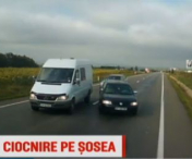 VIDEO - ACCIDENT CUMPLIT surprins de o camera de bord a unui TIR!