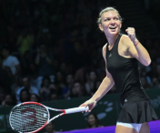 Simona Halep s-a calificat in optimi la US Open