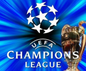 Rezultatele inregistrate marti si miercuri in optimile UEFA Champions League