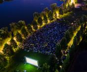"Peste 1.200 de spectatori, la prima proiecție ""Movie Nights"", din Iulius Parc"