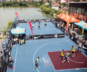 Competitie de streetball, in week-end, la Iulius Mall Cluj