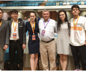 Studenții UBB premiați la cea de-a 13-a ediție a competiției internaționale Youth Innovation Competition on Global Governance