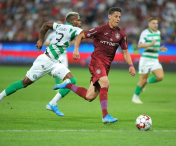 CFR Cluj se califica in play-off-ul Champions League dupa o victorie fenomenala pe terenul lui Celtic
