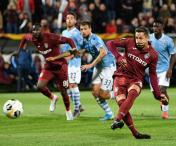 CFR Cluj invinge Lazio Roma in grupele Europa League