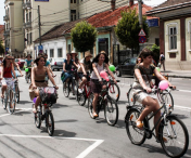 In weekend are loc o nouă promenadă elegantă a biciclistelor clujence, Velo Chic 2019