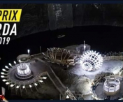 Concurs international de drone, de astazi la Salina Turda. VIDEO
