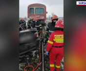 Doi tineri care au murit loviți de tren de Valentine's Day. Dragoș și Laura s-au stins într-un accident teribil