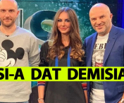 Si-a dat demisia de la Antena 1! Anunt-soc azi-noapte, in direct la Xtra Night Show