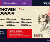 Anul 2020 – Anul Beethoven. Are loc o serie de 7 concerte ,,Beethoven în Rogvaiv""
