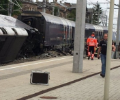 Accident feroviar grav in apropiere de Viena