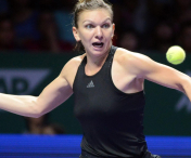 Simona Halep s-a calificat in optimi la Madrid