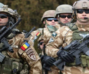 Un comandament NATO a fost mutat in Romania
