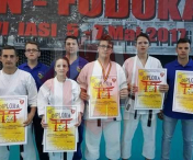 Vaslui: Karate Kensei, pe podium la Nationale
