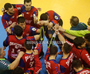HC VASLUI continua in Liga Nationala de Handbal-FOTO