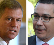 "Victor Ponta il face pe Iohannis ipocrit:""...a candidat trimis in judecata la Iccj"""