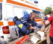Accident grav cu 10 victime in Bistrita
