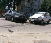 Accident grav in zona Cina din Husi-FOTO