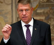 Iohannis retrimite in Parlament o lege de interes national