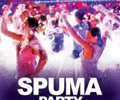 PISCINA LOHAN:SPUMA PARTY