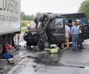 BREAKING NEWS! Accident GRAV in Ungaria! Mai multi romani au MURIT - FOTO, VIDEO