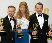 "EMMY 2014: ""Breaking Bad"" si ""Modern Family"", cele mai bune seriale."