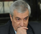 Calin Popescu Tariceanu, gafa in direct la TV