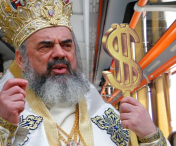 HALAL. Patriarhul Daniel are un salariu INCREDIBIL