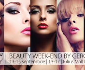 Sesiuni de beauty, in weekend, la Iulius Mall