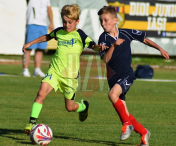 Atletic Club Barlad, lidera la U15