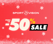 Winter Sale la Sport Vision, in Iulius Mall!