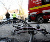 BARLAD-Biciclist accidentat si abandonat in strada.