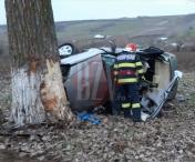 Accident grav in localitatea vasluiana Coroiesti  - FOTO