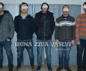 Politistii huseni au capturat cinci sirieni care incercau sa intre ilegal in ROMANIA-FOTO