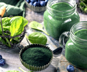 Spirulina, un superaliment cu multiple beneficii