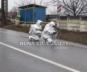 """ACCIDENT GRAV IN MUNICIPIUL HUSI""-FOTO"
